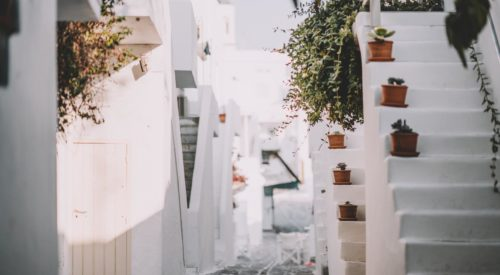 travel Guide to Paros Greece