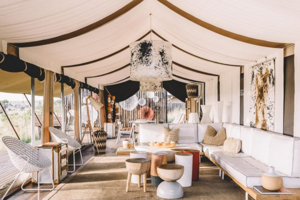 Luxury Travel Itinerary to Tanzania Safari Adventure