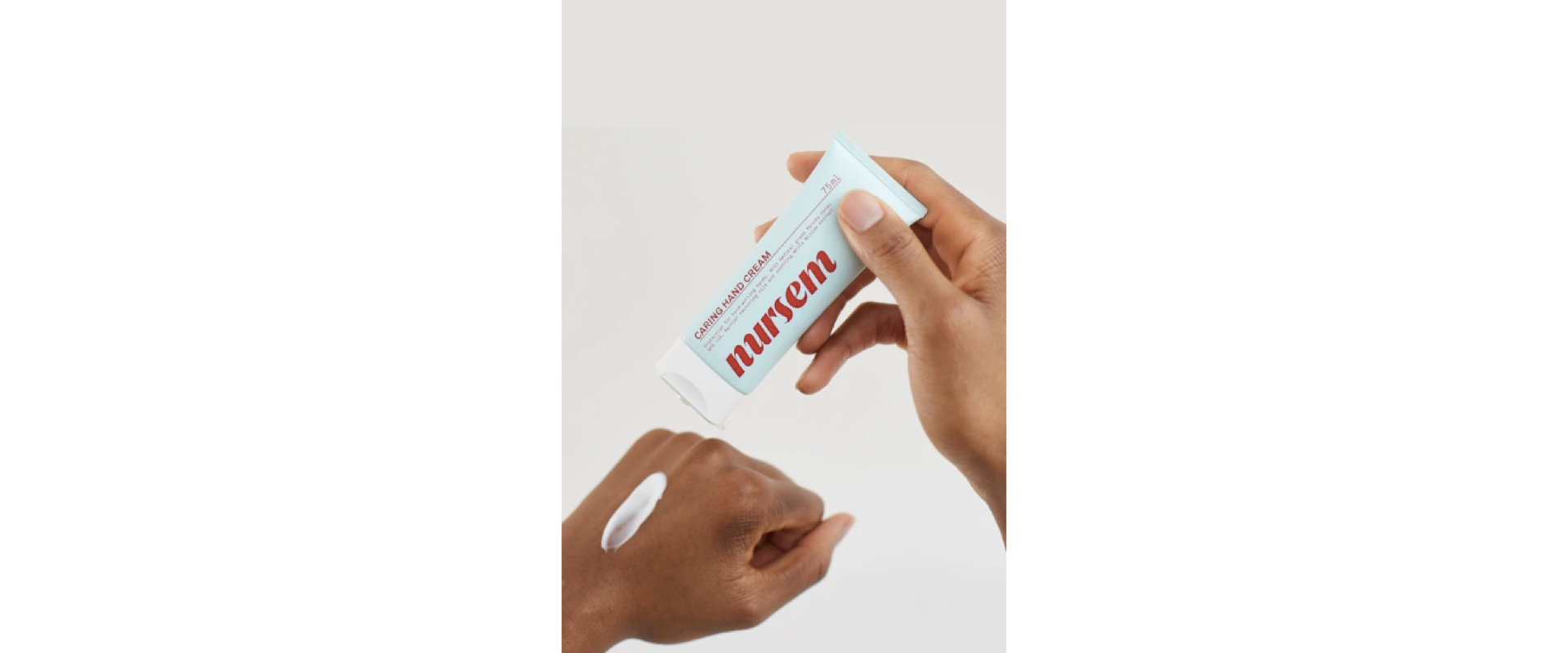 Imbarc Life in Lockdown Things to Improve Isolation Little Luxuries - Nursem hand cream